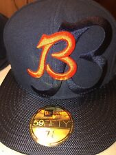 NFL Chicago Bears Fitted Hat New Era Cap