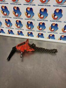 Ridgid 550 Reciprocating Saw Chain Vice Clamp Pipe threader (vat)