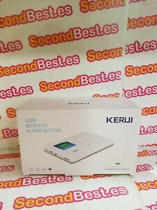 Système Alarme De Sécurité KERUI W18 GSM