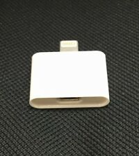 Apple Iphone Charging Adapter Mini USB to I6 I5 Pad works with Socket Dock Cell