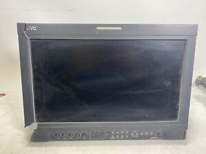 """JVC 17"""" LCD 3G HD-SDI / SDI studio/field monitor"""