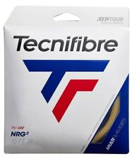Tecnifibre NRG2 16 1.32mm Tennis Strings Set