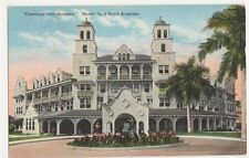 Jamaica, Myrtle Bank Hotel, Kingston Postcard, B327