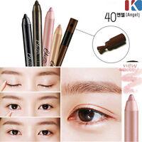 GEL EYELINER Waterpoof gel eyeliner auto pencil #40. Angel / Korean Cosmetics