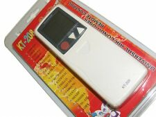 UNIVERSAL AIR CON AIR CONDITIONING REMOTE CONTROL - WORKS ON 99% OF AUS SPLITS