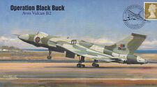AV600 Avro Vulcan XM597 Operation Black Buck RAF cover