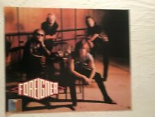 Foreigner 1991 Promo Poster