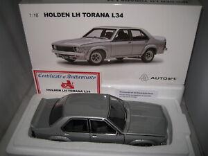 BIANTE / AUTOart 1/18 HOLDEN LH TORANA SL/R 5000 SEDAN SABLE METALLIC  #73472