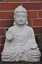 GRANIT BUDDHA BUDDHAS GRANITFIGUR GARTENDEKORATION DEKO FROSTFEST NEU YIBU-035-2