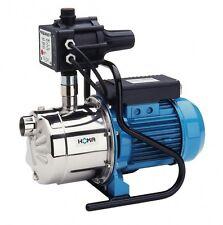 Homa Hauswasserautomat Pumpe HCE 105 mit Pumpensteuerung und Trockenlaufschutz