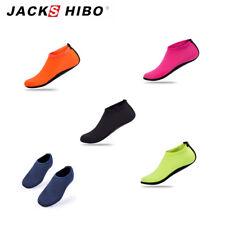JACKSHIBO Womens Water Skin Shoes Aqua Socks Yoga Pool Beach Swim Surf Exercise