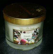 Bath & Body Works - Leaves Candle 36g