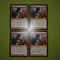 Embersmith x4 Scars of Mirrodin 4x Playset Magic the Gathering MTG