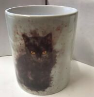 Black Cat  Mug Cat Gifts NEW 110z mug artwork