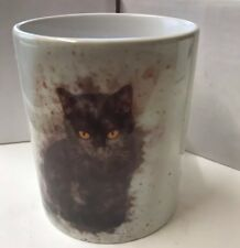 Black Cat  Mug Cat Gifts NEW IN BOX