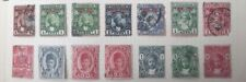 EARLY BRITISH COLONIES ZANZIBAR 34 STAMPS USED UNUSED HINGED