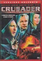 Crusader L'informatore (2004) DVD Rent Nuovo Sigillato Thriller Action