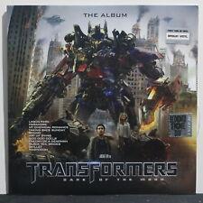 'TRANSFORMERS: DARK OF THE MOON' Soundtrack RSD Ltd. Edition BROWN Vinyl LP NEW