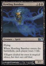 MTG 2x HOWLING BANSHEE - BANSHEE ULULANTE - M10 - MAGIC