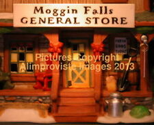 New England Dept 56 Moggin Falls General Store! 56602 NeW! Mint! FabUloUs!
