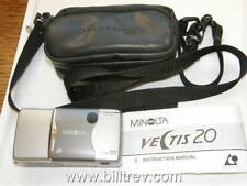 Minolta Vectis 20 APS Compact Film Zoom Lens Camera