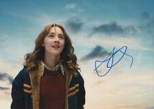 Saoirse Ronan Autogramm signed 20x30 cm Bild