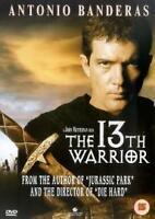 The 13th Warrior DVD (2001) Antonio Banderas, McTiernan (DIR) cert 15