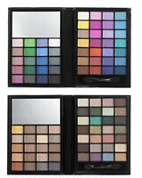 E.L.F. Essential 48 Piece Little Black Beauty Book ELF Eyeshadow Palette Kit
