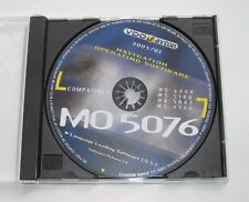 VDO Dayton MO5076 Betriebssoftware CD für MS5000 MS4900 MS6000 MS6100 MS 5100