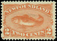 Newfoundland Scott #48 Mint No Gum