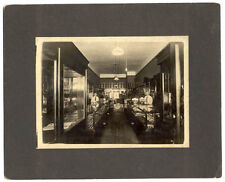 1920 INTERIOR PHOTO OF JEWELRY & WATCH SHOP *****NOW ON SALE***** AD58