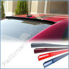 Coated W/ Color PR Type Rear Roof Spoiler For BW 14-17 F32 4 Series Coupe 2-Door