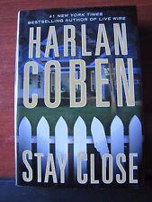 Stay Close - by Harlan Coben - 2012 HCDC - Suspense