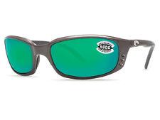 Costa Del Mar Brine Gunmetal / Green Mirror 580 Glass 580G - NEW