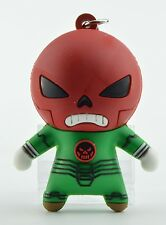 Marvel Series 4 Figural 2-Inch Key Chain - Red Skull (Green Costume)