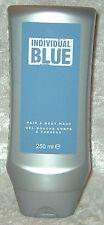 Avon INDIVIDUAL BLUE Duschgel 250 ml Aromatisch frisch fougčre Rosmarin Lavendel