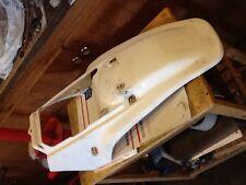 86 87 Yamaha BIG WHEEL 80 BW80 Rear Fender Assembly oem