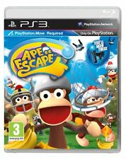 NEW - Ape Escape - Move Required (PS3) 0711719110293