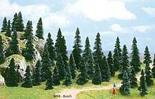 Busch alberi senza Base 100 pezzi Assortiti HO Scale Model B 6499
