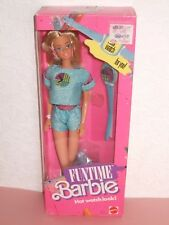 HTF VINTAGE Barbie NRFB 1986 FunTime Barbie... Lovely doll