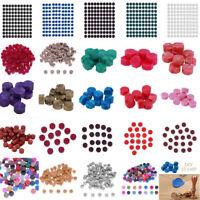 100pcs Sealing Wax Beads For Retro Seal Stamp Wedding Envelope Wax Seal Stamp