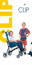 Stroller CLIP-3 ORMESA (SILVER COLOUR)