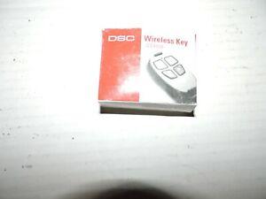 DSC WS4939 Wireless Alarm Keyfob 4-Button Remote