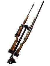 Kolpin UTV Floor Mount Double Gun Rack Hunting Shooting fishing Tools 20073