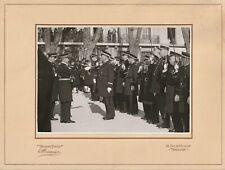 Photo Militaire Marine Remise de Décoration - Toulon