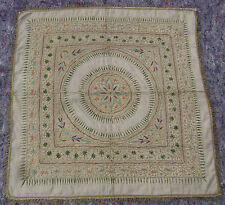 Linen Antique Embroidery Wall Hangings