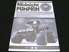 Tamiya 58365 Midnight Pumpkin Metallic Special 2012 Manual Vintage LunchBox NEW!