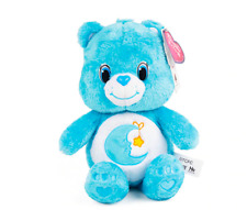"12"" Care Bears Bedtime Plush Toy Soft Stuffed Animal Gift 30cm Blue"