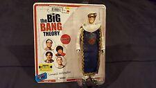 "The Big Bang Theory Leonard Knight Renaissance Fair 8"" Action Figure Cosplay NEW"