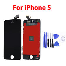 OEM For iPhone 5 LCD Display Glass Len Touch Screen Digitizer Replacement Part